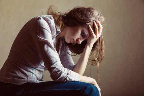 Die Angst davor, zu leiden, ist schlimmer als das eigentliche Leid