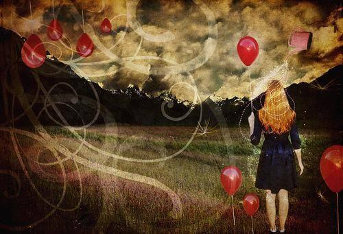 frau-mit-luftballon