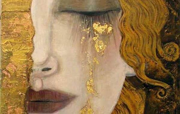 Tränen, die Wunden vernarben lassen