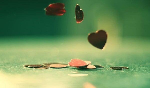 Zu lieben ist unsere größte Kraft