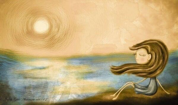 Bewusstsein bringt Schmerz und ein befreiendes Erwachen mit sich