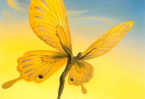 Schmetterlingsmann