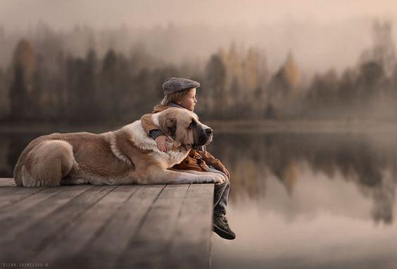Das emotionale Vermächtnis, das mein Haustier mir als Kind hinterlassen hat
