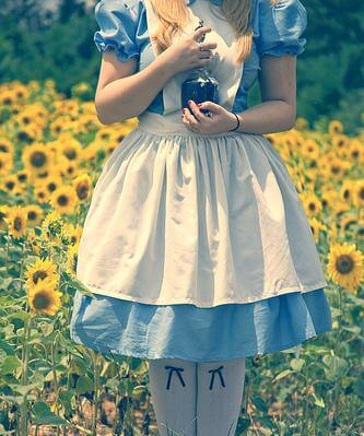 Das Alice im Wunderland-Syndrom