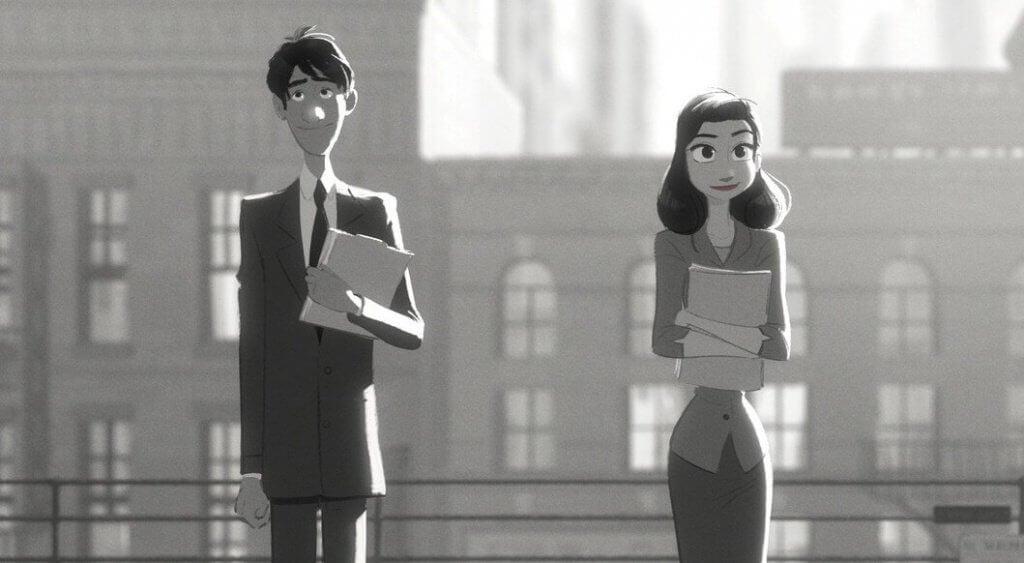"""""""Paperman"""", ein Kurzfilm, der dich die Magie des Schicksals entdecken lässt"""