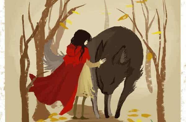 Der Wolf wird für immer böse sein, wenn wir nur Rotkäppchen zuhören