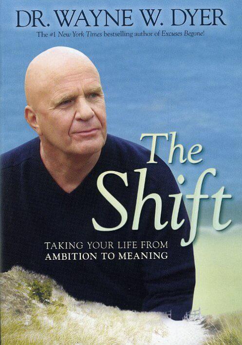 """""""The Shift – Das Geheimnis der Inspiration"""" von Wayne Dyer"""