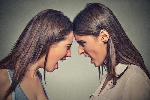 Mysogeny sexuelle Wut Hass