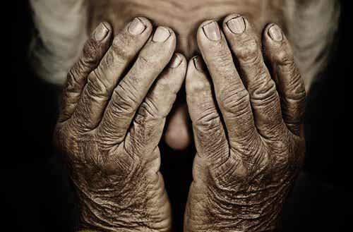 Die Angst vor dem Älterwerden