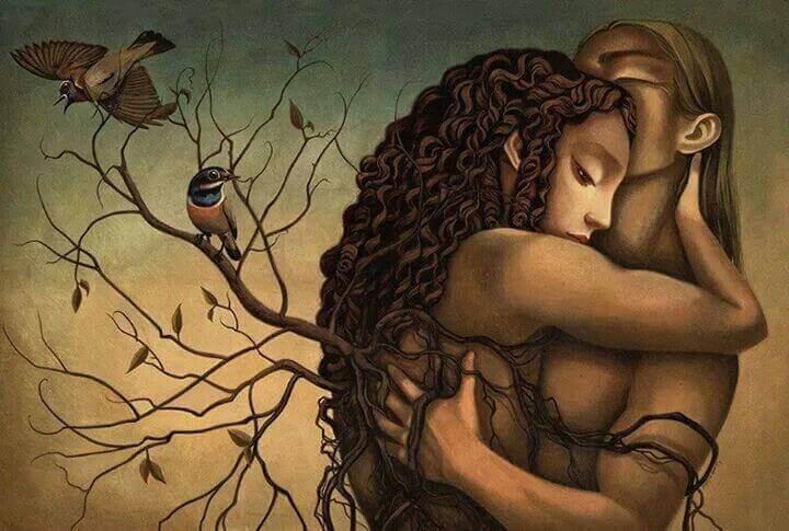 liebespaar-umarmend