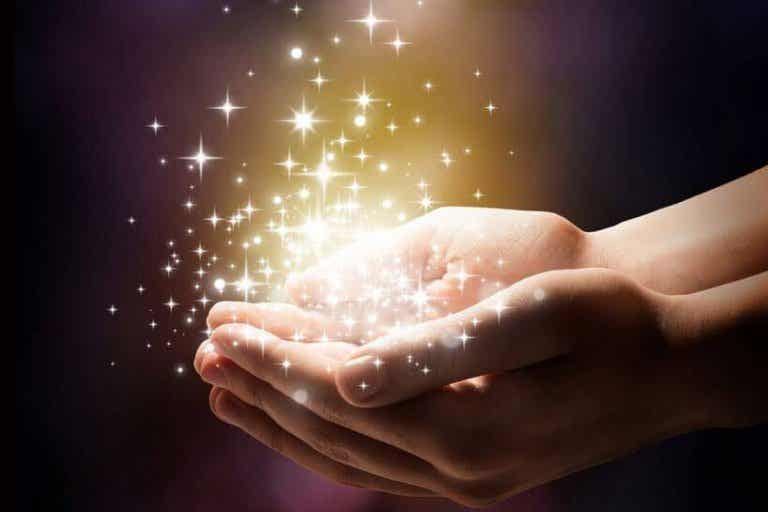 Wer Magie ausstrahlt, braucht keine Zaubertricks