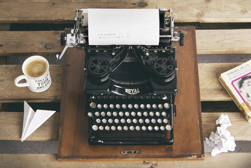 Erfolg - Wir schreiben unsere Geschichte, radieren Absätze aus und schreiben sie neu