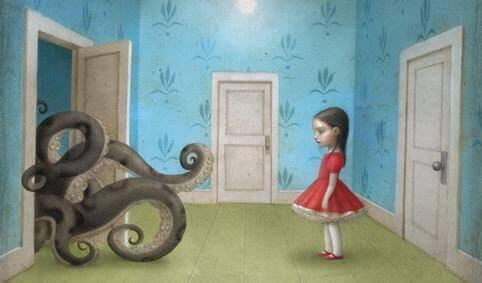 tentakel-greifen-durch-eine-tuer