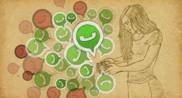 Wenn ich auf eine WhatsApp-Nachricht nicht reagiere, dann, weil ich gerade nicht kann oder will