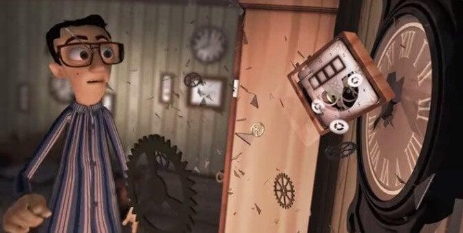 Eine-kaputte-Uhr