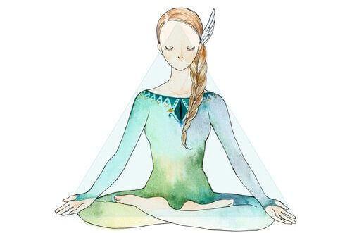 frau-macht-yoga