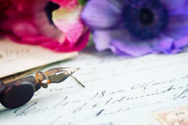 Brief einer reifen Frau