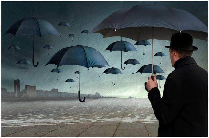4 Verhaltensweisen, die eine unsichere Person entlarven