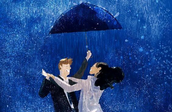 paar-im-regen