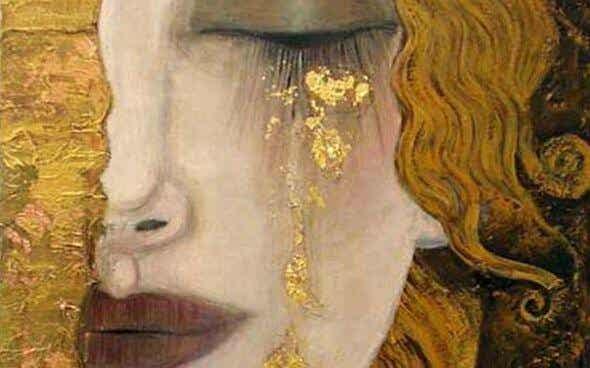 Wenn du eines Tages siehst, dass ich traurig bin, sage nichts, sondern liebe mich nur