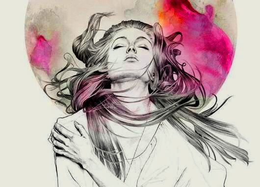 Ein Seufzer ist die Luft, die in uns frei wird, wenn uns jemand fehlt