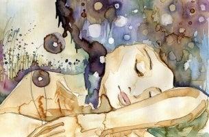 schlafende-frau
