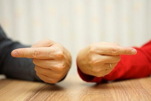 zeigende-finger