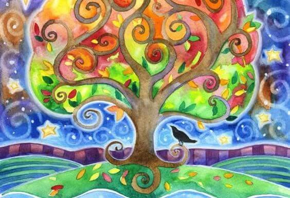 Erschaffe deinen eigenen Baum der Sorgen