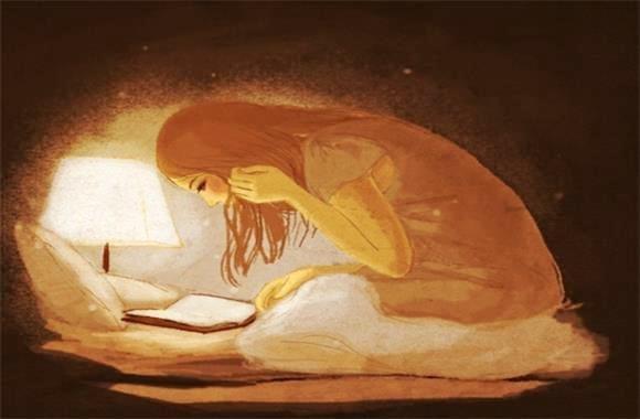 Die Nacht gehört den Verliebten, den Träumern und Bücherwürmern