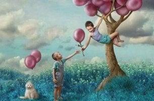 kinder-ballons
