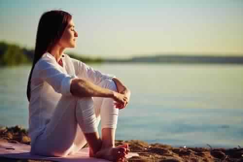 Ein ruhiges Leben kann ein glückliches Leben sein