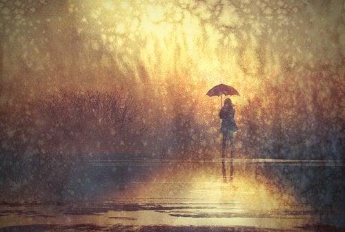 Persönliche Krisen sind die besten Wegweiser für unsere Gefühle