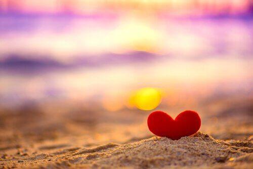 jemanden indirekt sagen dass man ihn liebt