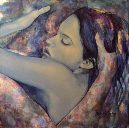 Sexualität - Paar umarmt sich