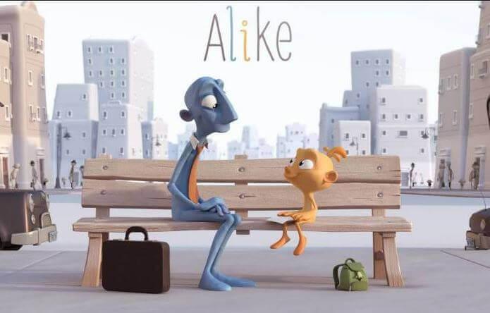 Alike: Ein Kurzfilm, der uns aufzeigt, was die kindliche Kreativität ausbremst
