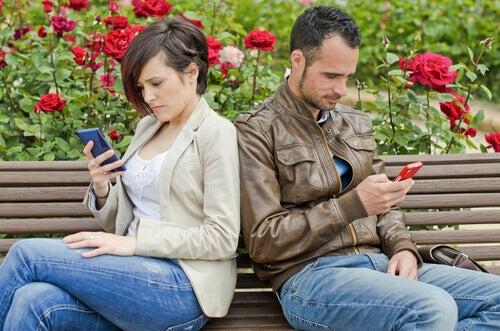 Soziale Netzwerke könnten das Ende deiner Beziehung sein
