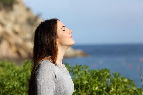 Die 5 Schritte der Mindfulness-Übung