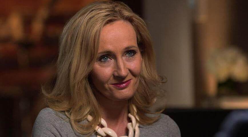 J.K. Rowling als Beispiel für den Erfolg