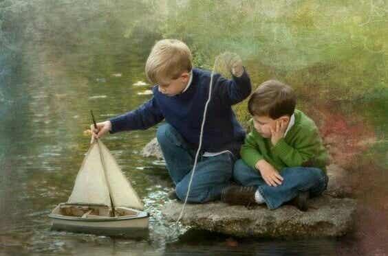 Die Weichen für unser Durchsetzungsvermögen werden in der Kindheit gestellt