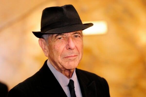 Leonard Cohen: Poesie in der Musik
