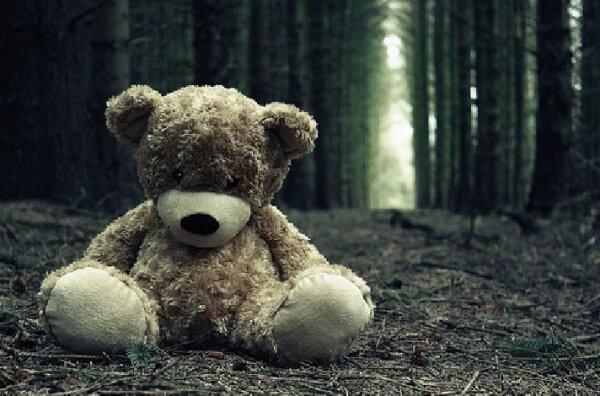 Es ist schwer für ein Kind, mit dem Schmerz der Mutter zu leben