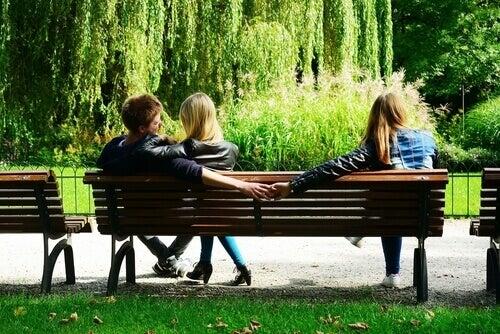 Untreue: Es ist einfacher, ein guter Liebhaber als ein guter Partner zu sein