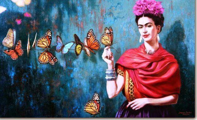 Kunst als Zufluchtsort und Abhilfe bei Leid