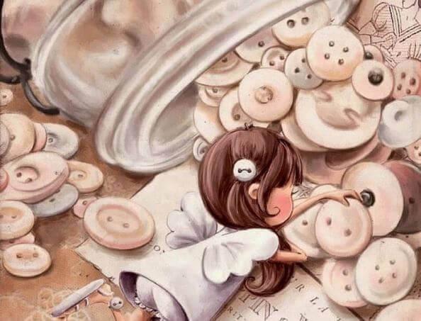 Es ist nicht leicht, ein Kind zu sein, in einer Welt voll müder Erwachsener