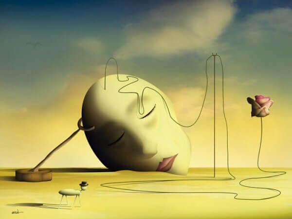 Gedanken können zerstören, aber auch heilen
