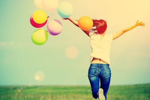Das Glück findest du dort, wo du willst