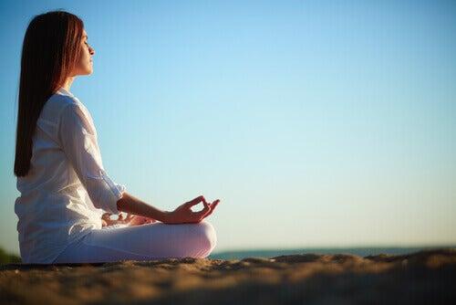 Meditation und andere nicht-pharmakologische Therapien