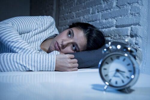 Die Nacht ist der Nährboden unserer Sorgen