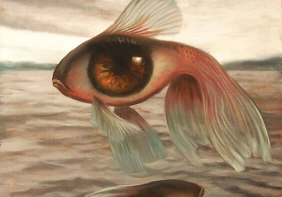 Ein Auge in Fischform - Wie der Mensch sich an seine Umwelt anpasst