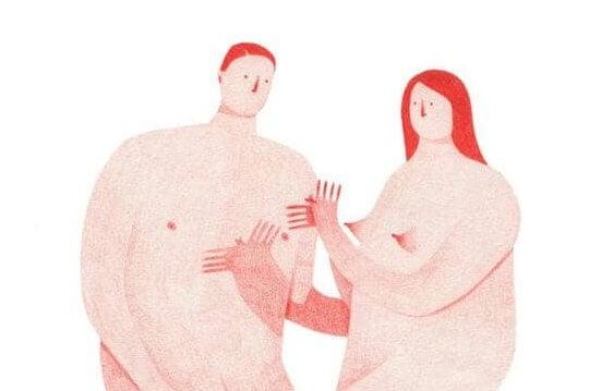 Kommunikation zwischen den Partnern erfordert Offenheit